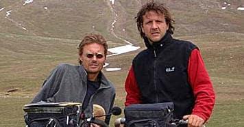 Axel Brümmer und Peter Glöckner