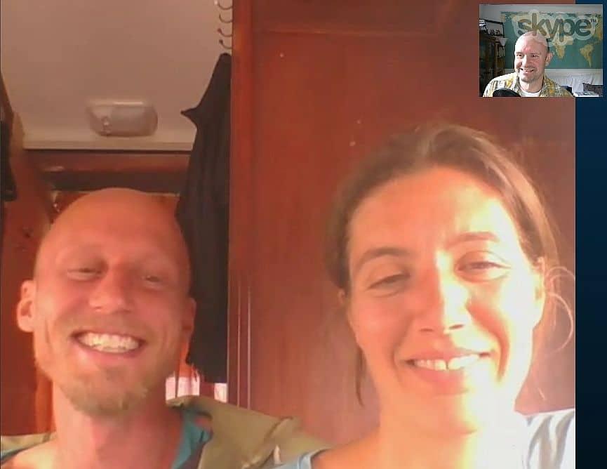 Interview - Bloggerin und digitale Nomadin Nima und Steve von Abenteuer Unterwegs