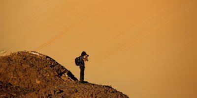 Michael Martin - fotografiert für Planet Wüste