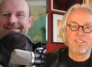 Matthias Mesletzky und Mitch (Michael Blömeke)