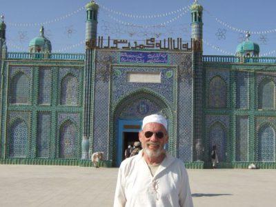 Wolfgang-Stoephasius Blaue Moschee Mazar-e-Sharif