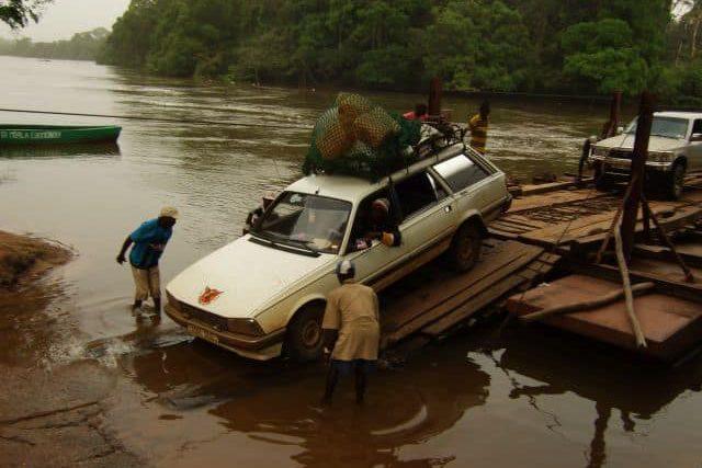 Buschtaxi Sierra Leone