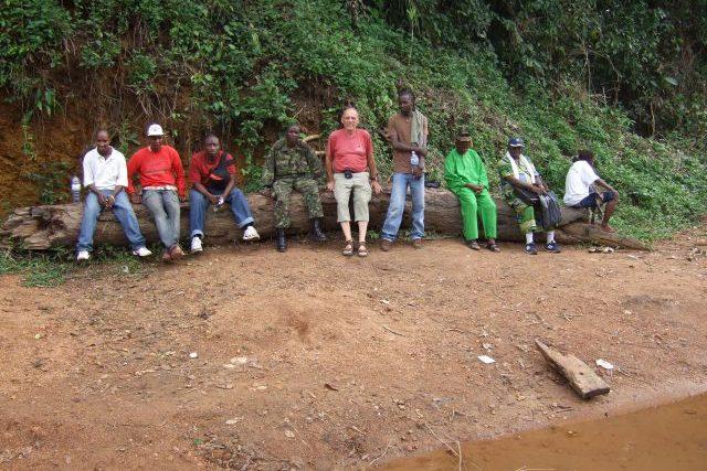 Reisegefährten In Sierra Leone