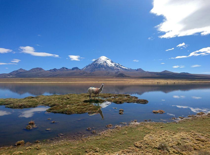 063 - Uwe N. Philipp mit 60 alles aufgelöst Weltreise mit dem Fahrrad up-Bolivien