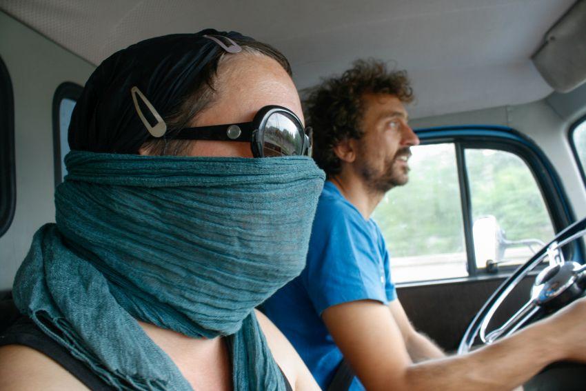 Roadtrip mit Frau Scherer Russland
